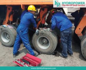 service hidrolik