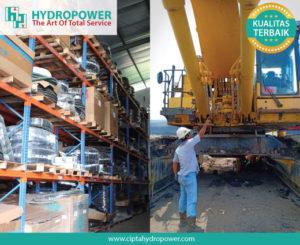 Selang Hidrolik Excavator