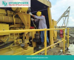 cara perawatan mesin hidrolik