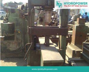 mesin press hidrolik bekas