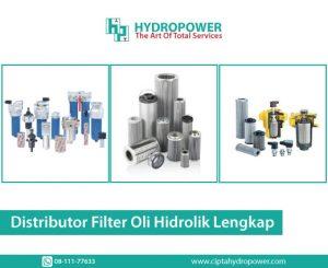 Filter Oli Hidrolik