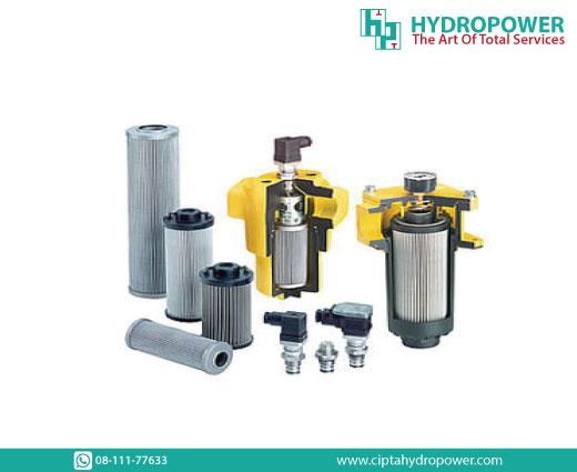 filter hidrolik stauff