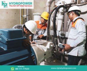 perawatan mesin hidrolik