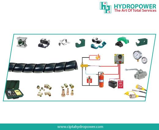produk spare part accesories hidrolik