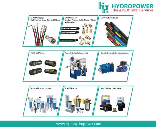 produk spare part hidrolik sistem