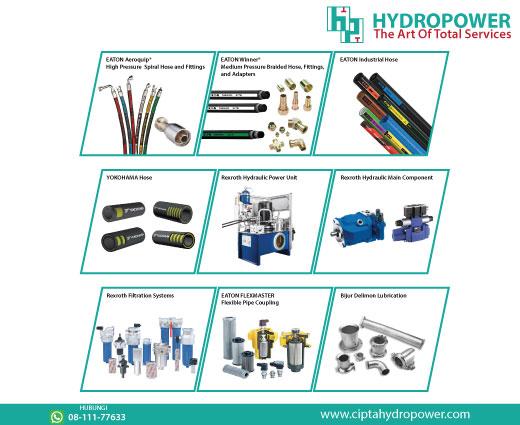 supplier hidrolik industri