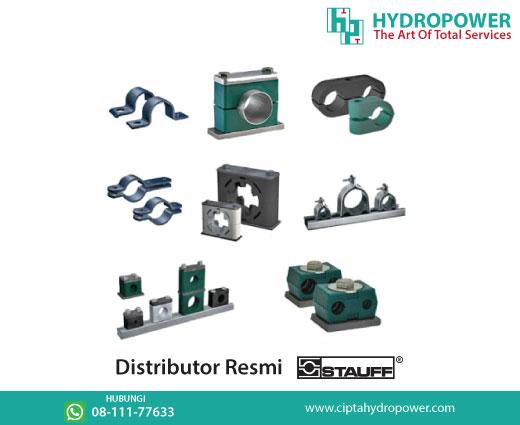 clamp pipa hydraulic
