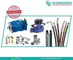 distributor hydraulic system