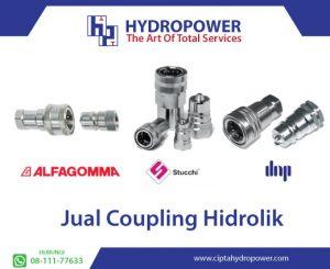 coupling hidrolik