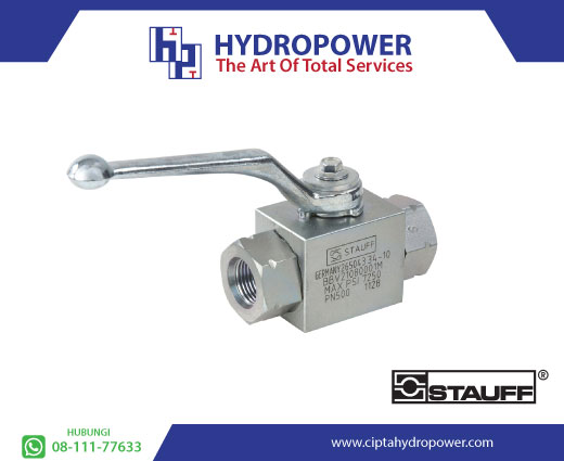 ball valve stauff