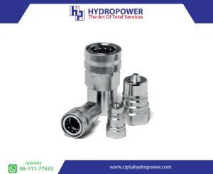 hydraulic quick couple