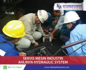 jasa servis mesin industri