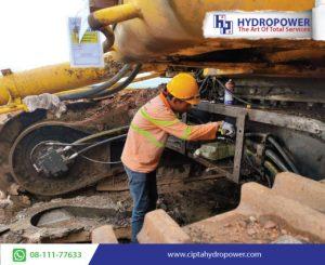 perawatan selang hidrolik